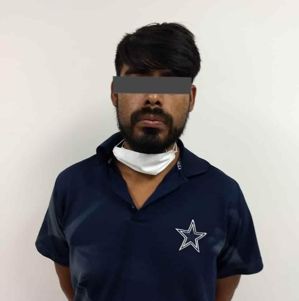 Es señalado como responsable de la ejecución de una persona a finales de enero del año pasado