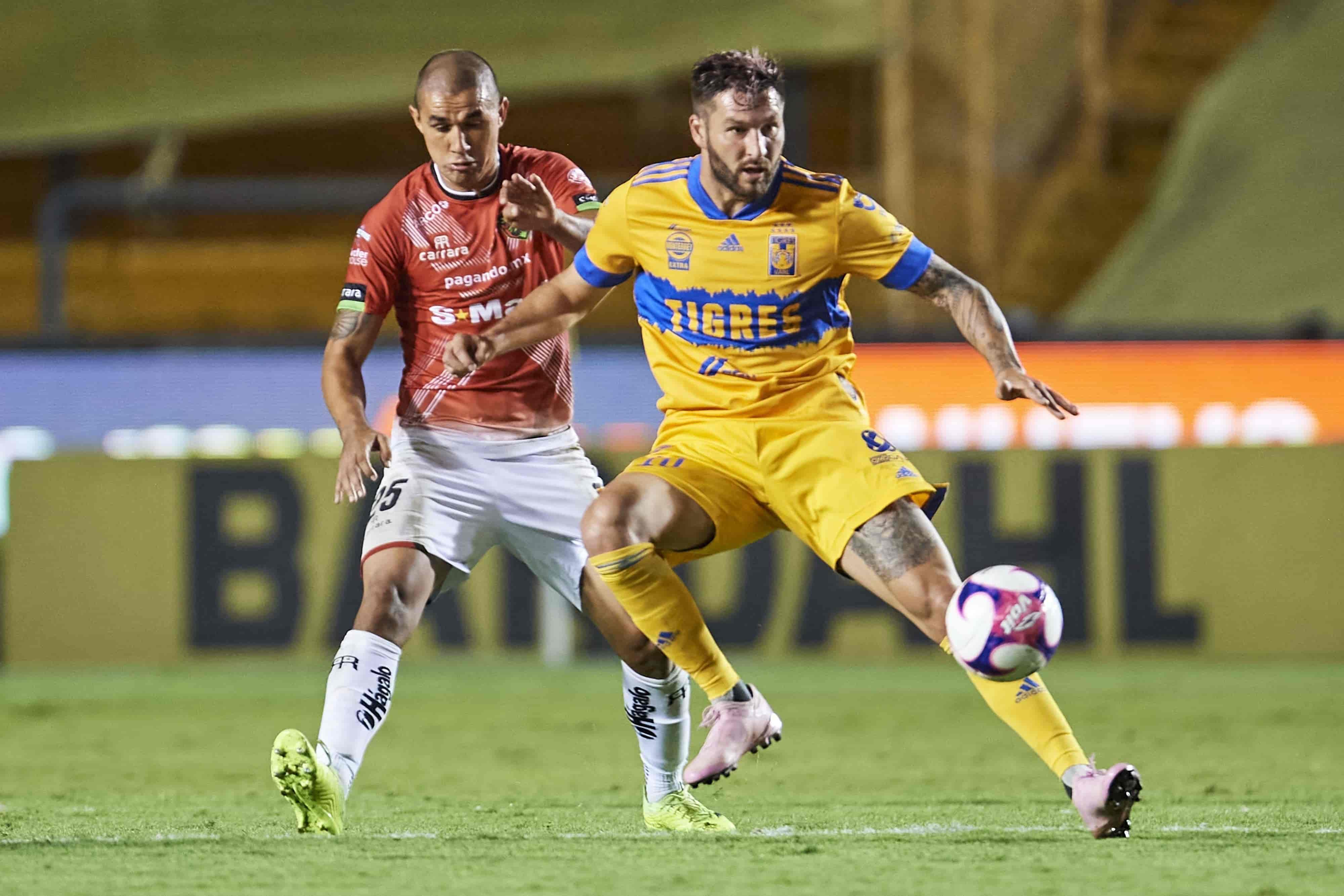 Tigres UANL 1-1 FC Juarez