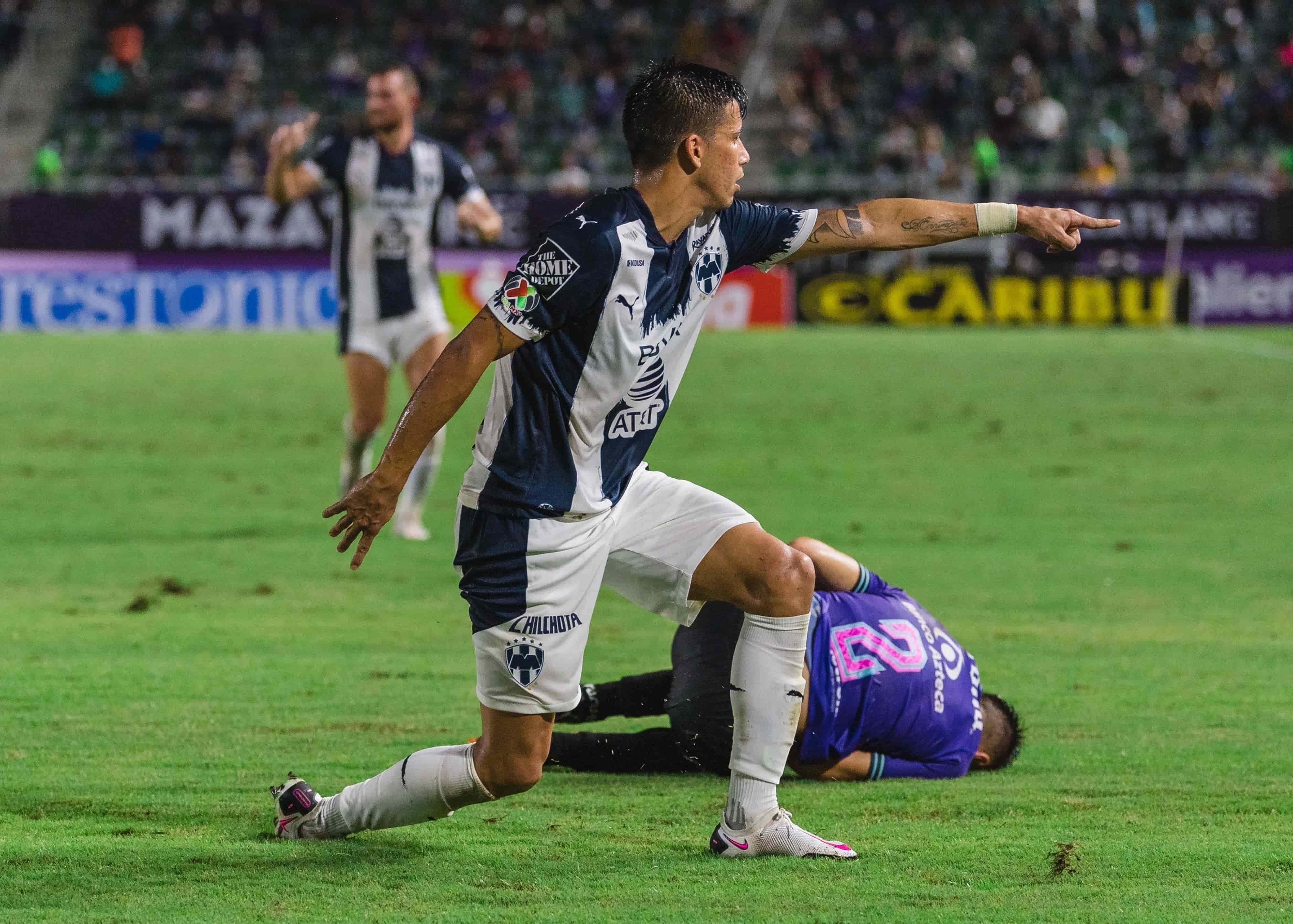Mazatlan FC 1-2 Monterrey