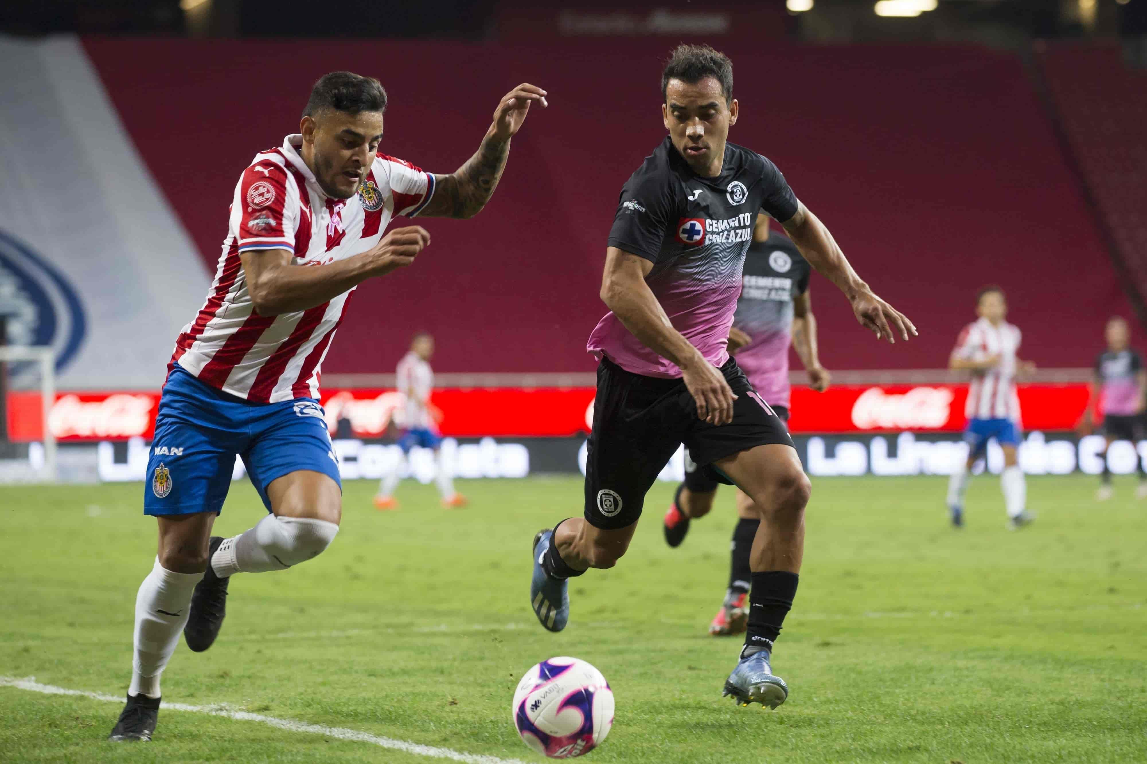 Chivas 0-2 Cruz Azul