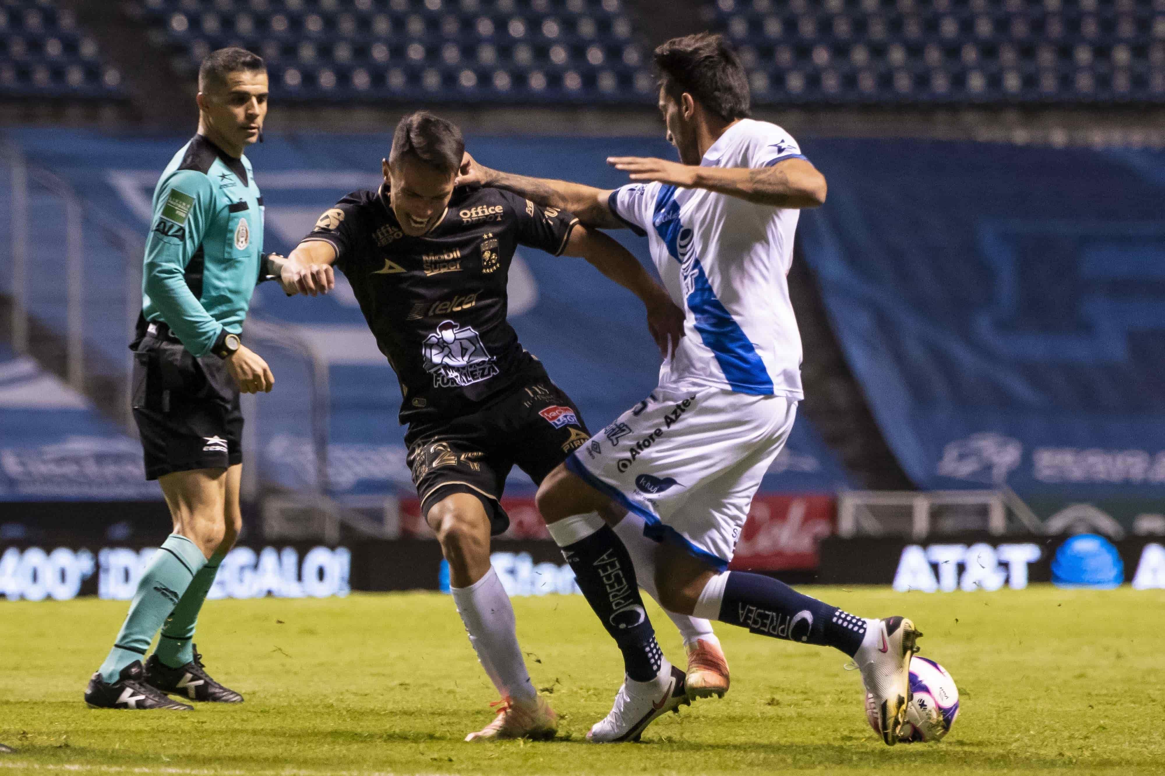 Puebla 1-2 León